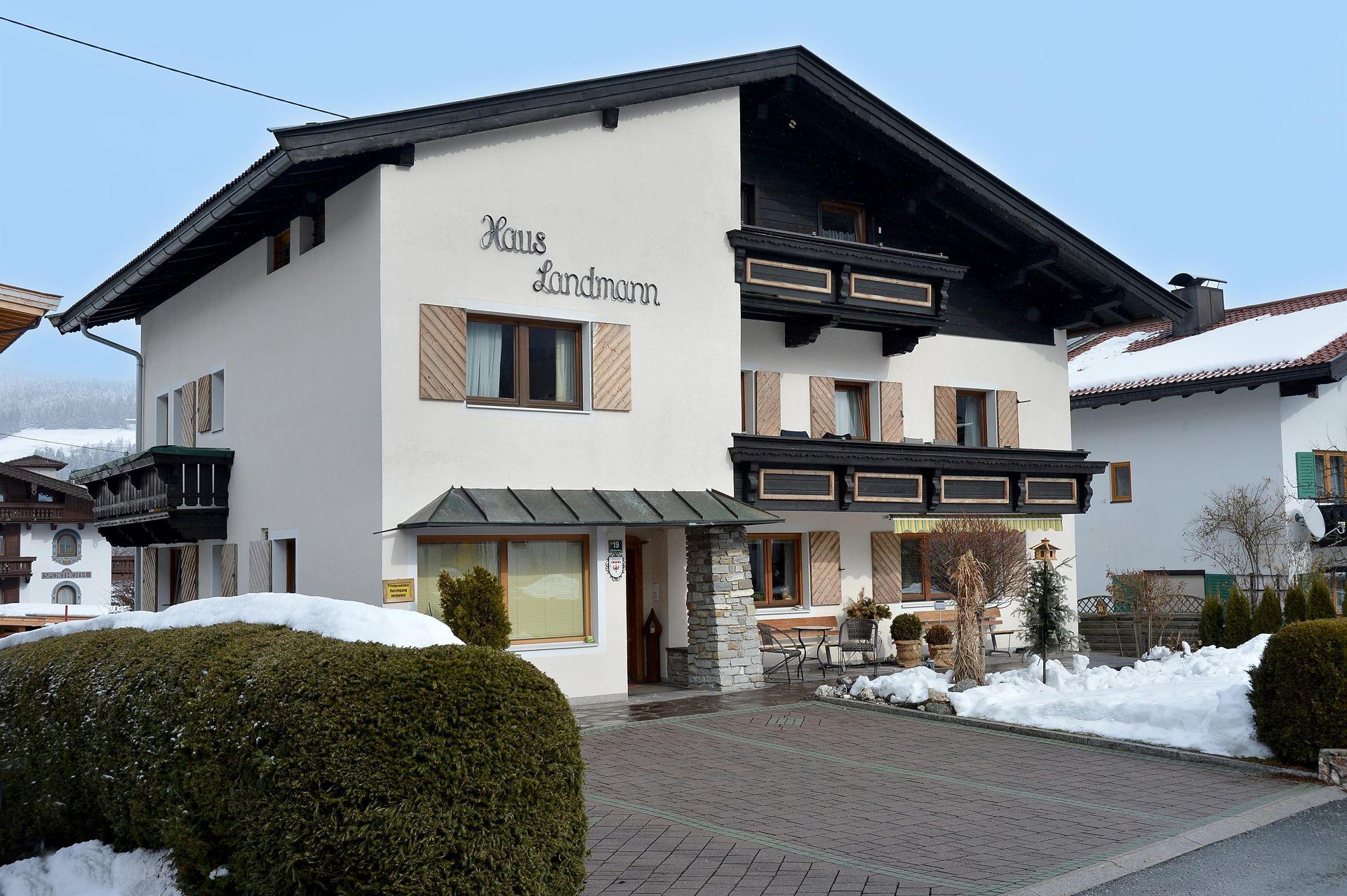 Haus Landmann Ellmau