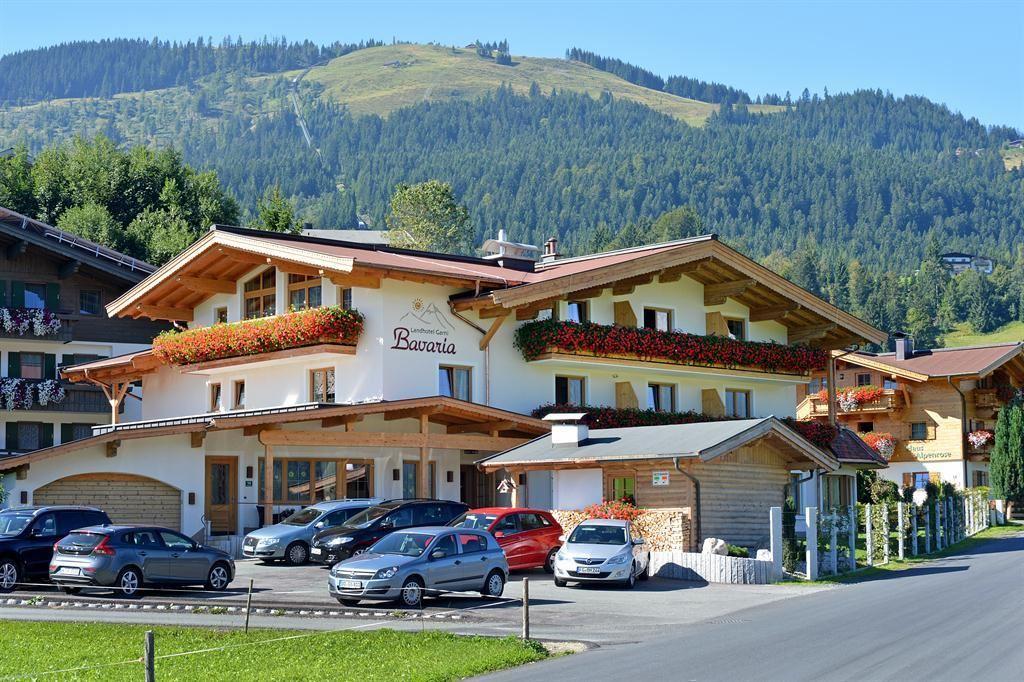 Hotel Garni Bavaria Ellmau