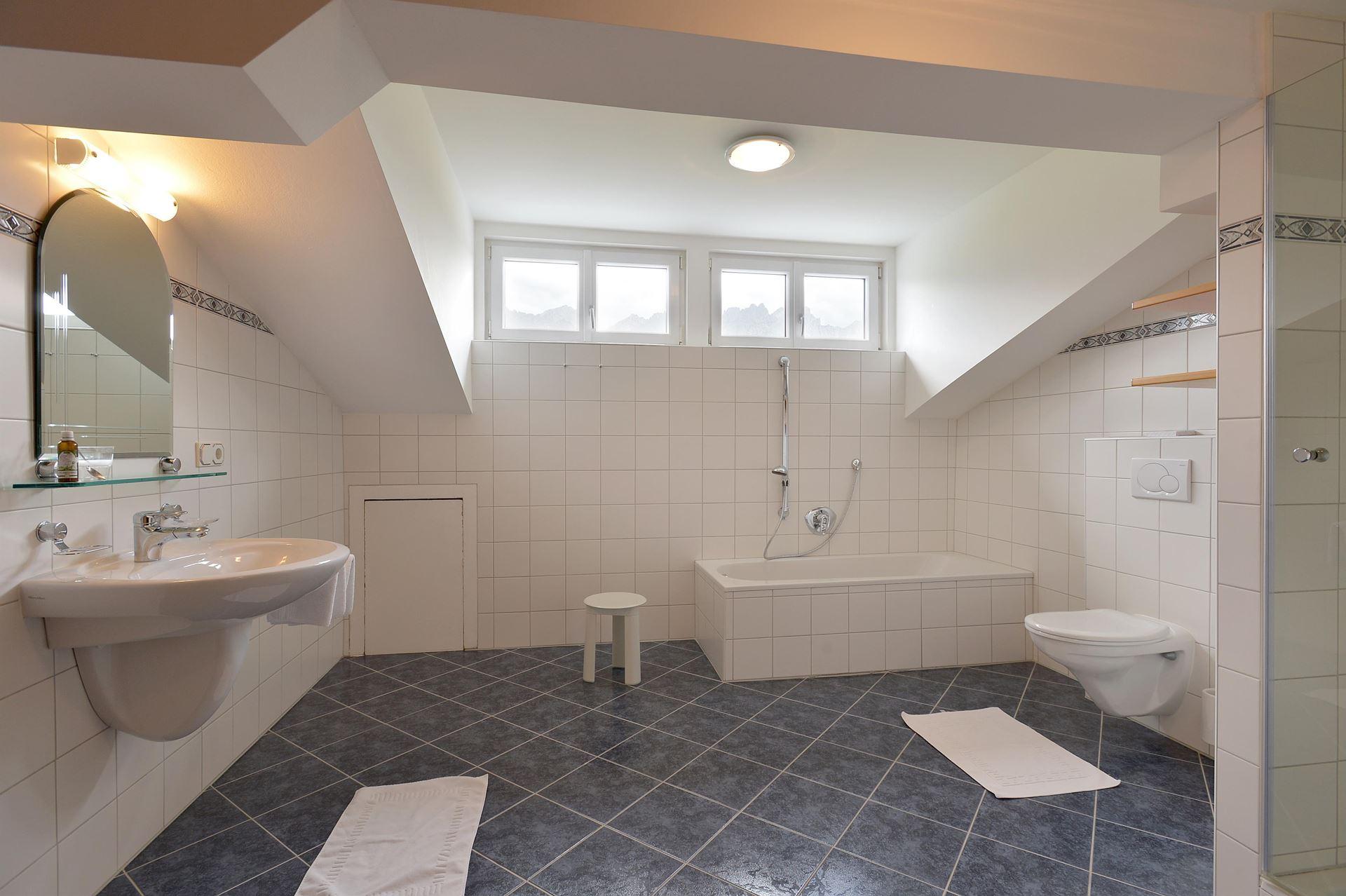 Badezimmer 18. Jahrhundert
