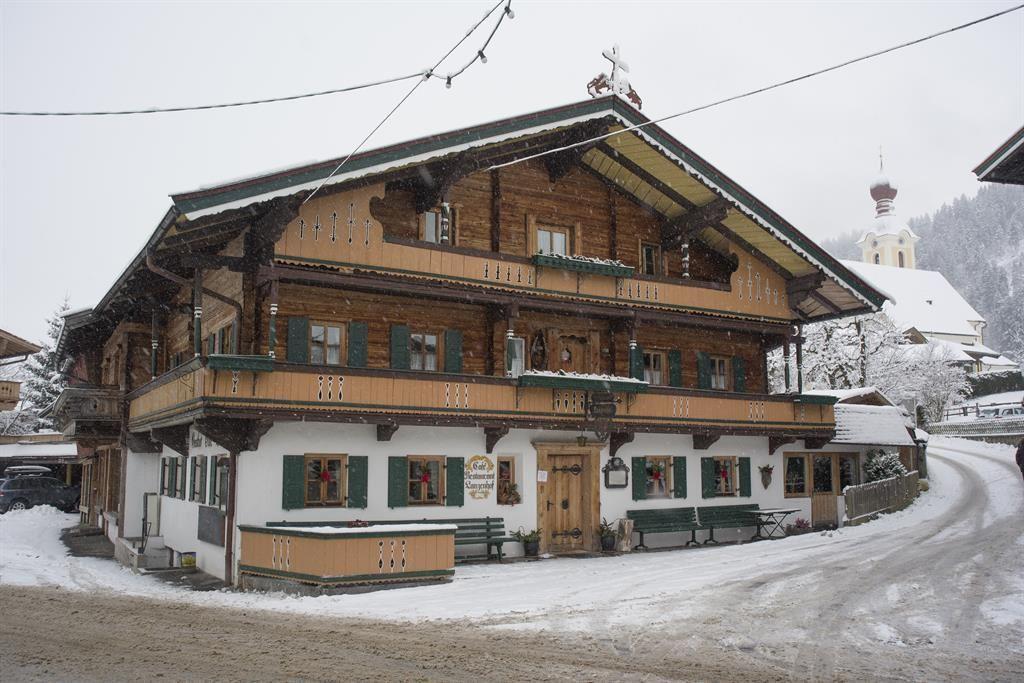 Gasthof Hotelpension Lanzenhof Going Am Wilden Kaiser
