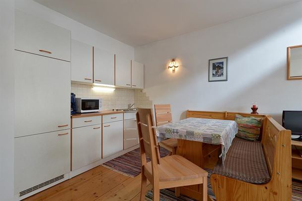 Appartement Alpin Küche1