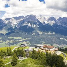 Bergbahn Ellmau - Hartkaiserbahn