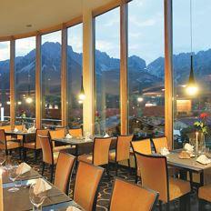 Hotelrestaurant im Hotel Das Kaiserblick