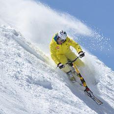 Snowbike Wilder Kaiser