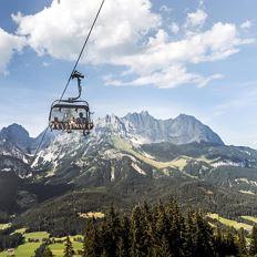 Bergbahn Going - Astbergbahn
