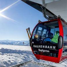 Bergbahnen Hopfgarten - Salvenbahn I und II
