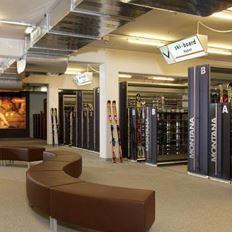 Sporthaus Edinger - Talstation