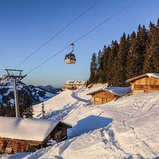 Bergbahnen Westendorf - Alpenrosenbahn I und II