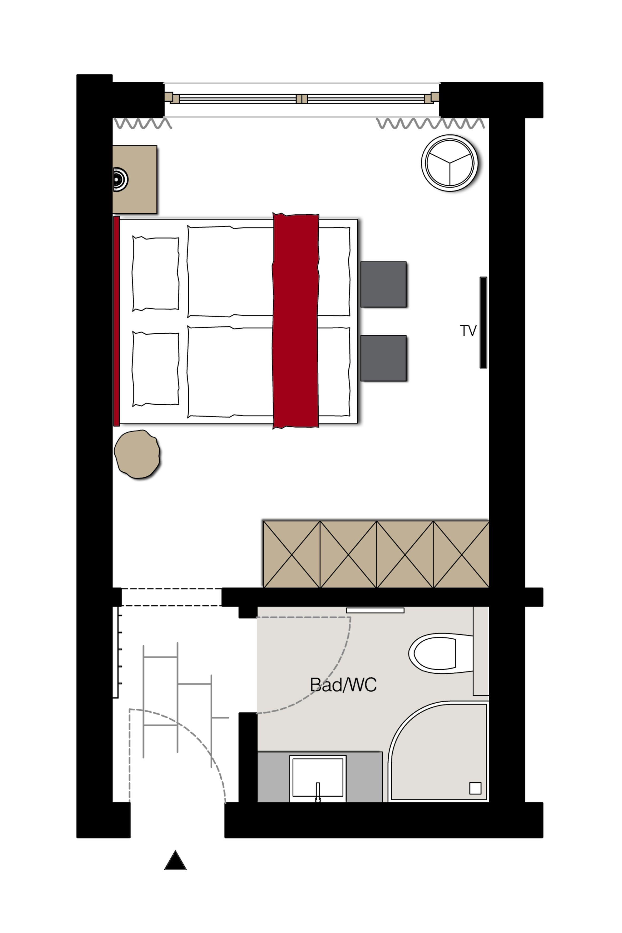 hotel der b r ellmau. Black Bedroom Furniture Sets. Home Design Ideas