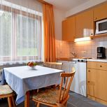 Appartement/Fewo, Bad, WC, 1 Schlafraum