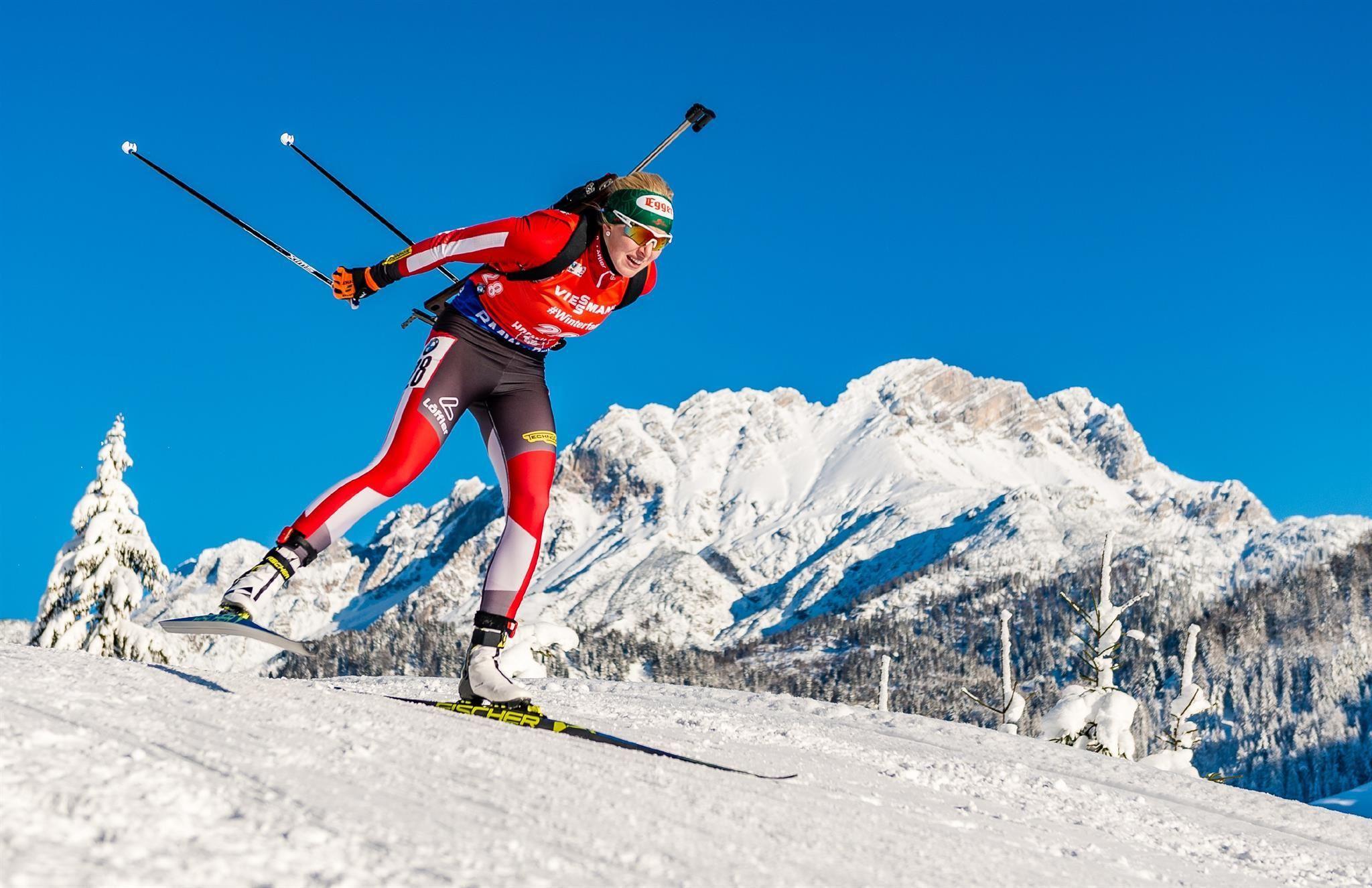 Biathlon Hochfilzen