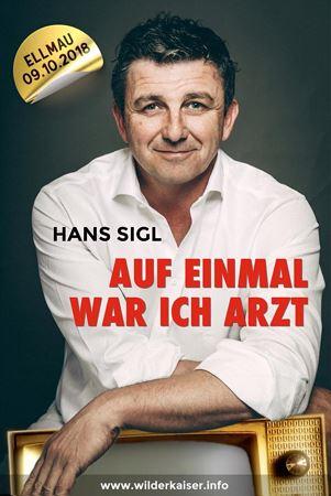Hans Sigl Größe