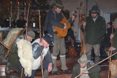Stille Nacht Adventsingen
