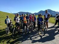 E-Bike Tour through the region