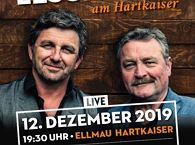 Adventlesung Hans Sigl & Ferry Öllinger 12.12.2019