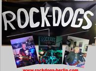 The 'Rock Dogs Berlin' rocks in Ellmau