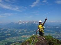 Bike & Via Ferrata Tour