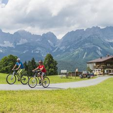 E-Bike Tour - An experience around the Hohe Salve