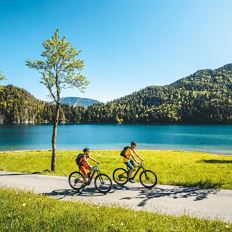 E-Bike Tour Walleralm & Hintersteinersee