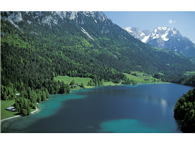 Guided hike to the Hintersteinersee (lake)
