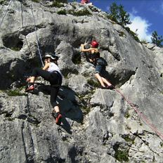 Climbing for kids and the whole family