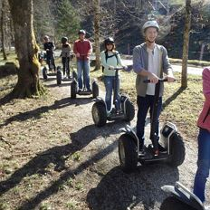 Segway Film Tour
