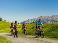 E-Bike tour on the trail of the 'Bergdoktor'