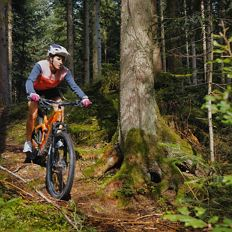 E-Mountainbike Tour / Flow Trail Tour