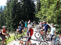 Easy Mountainbike Tour 'Kitzbühel Basin'