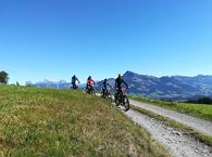 Familien E-Mountainbike Training & Tour