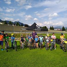 Kids Bike Training / Bambini