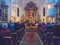 """Stille Nacht"" Adventsingen"
