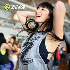 Zumba in der VS Scheffau