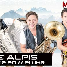 Die Alpis - Faschings Party
