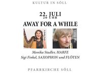 Kirchenkonzert - Away for a while