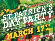 St. Patricks Day Party in Paddy's Shebeen