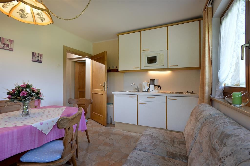 Appartement 1. Stock Küche