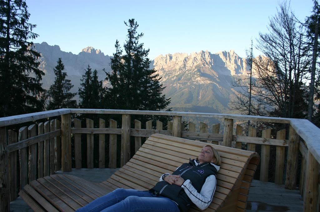Relaxen am Goinger Bergsee