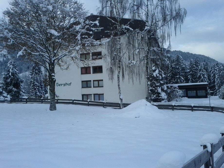 Berghof Winter