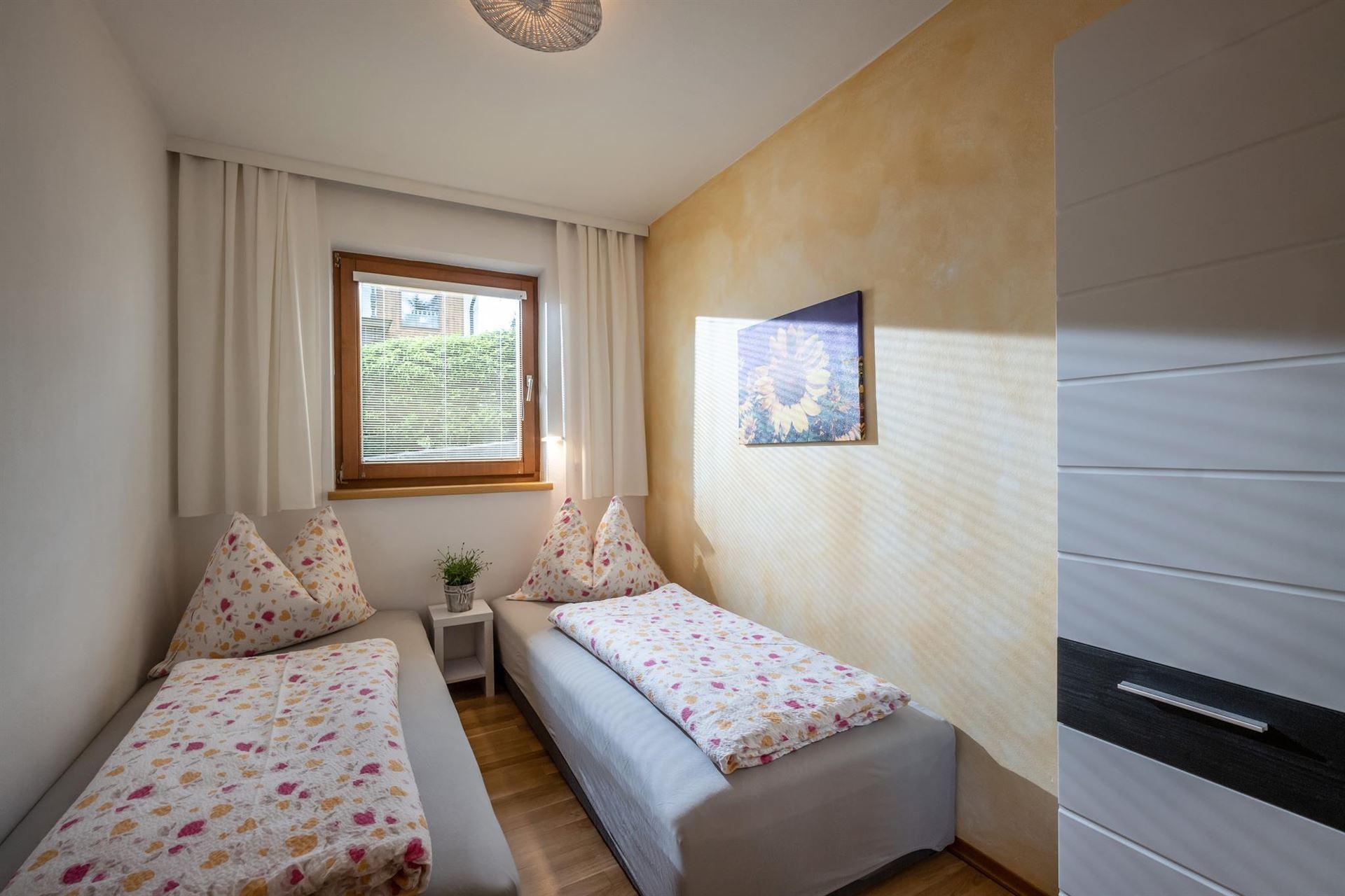 Apartment/3 Schlafräume/Bad, WC