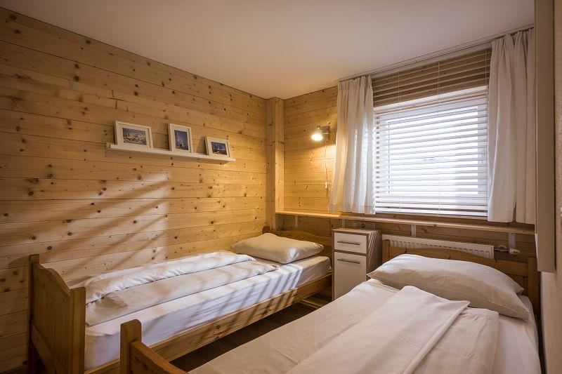 Schlafzimmer Appartement Alpenblumed