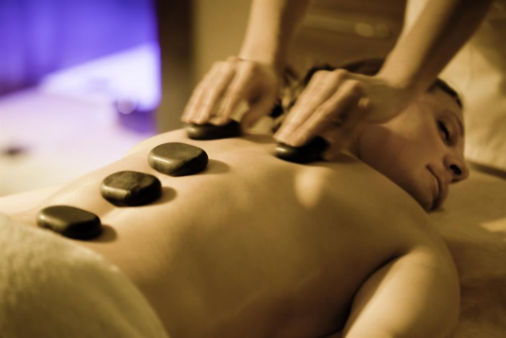 Massage Hot-Stone