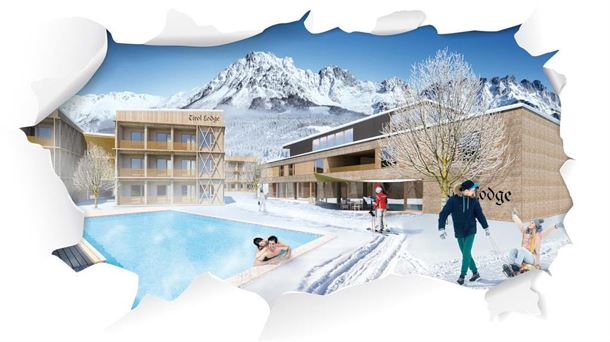 Tirol Lodge Ellmau 1