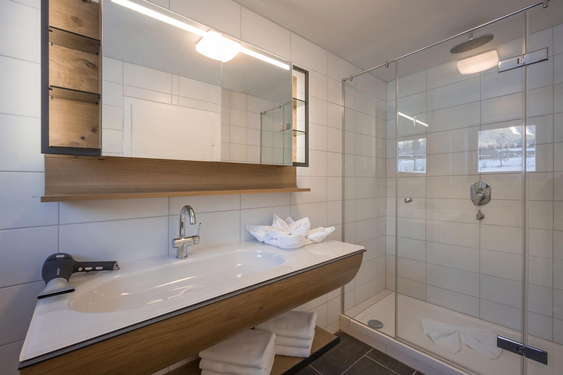 Badezimmer Chalet Style