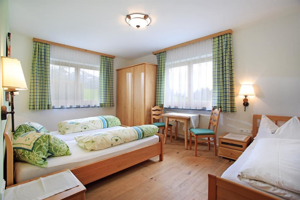 Pension Sunnbichl - Going Am Wilden Kaiser Schlafzimmer Grn