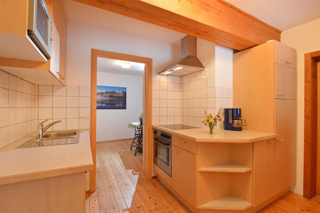Appartement Wilder Kaiser Küche