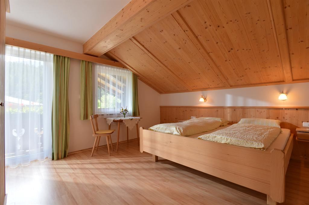 Appartement Wilder Kaiser Schlafzimmer