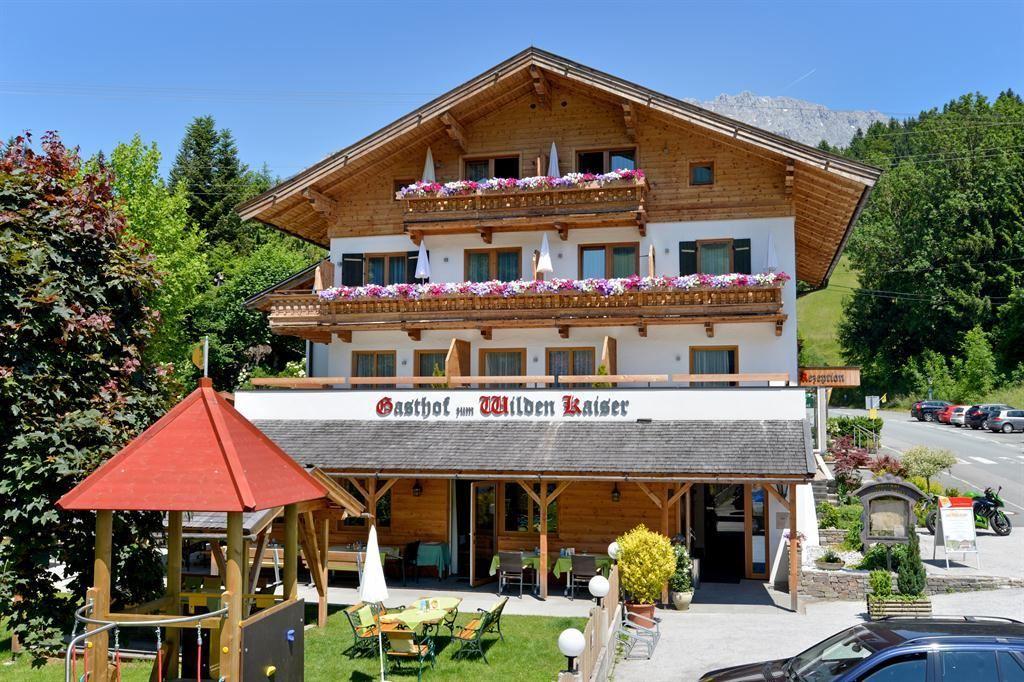 Sterne Hotel Gasthof Wilder Kaiser