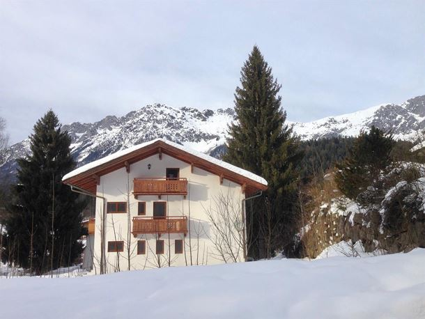 Haus Widmann Winter 2