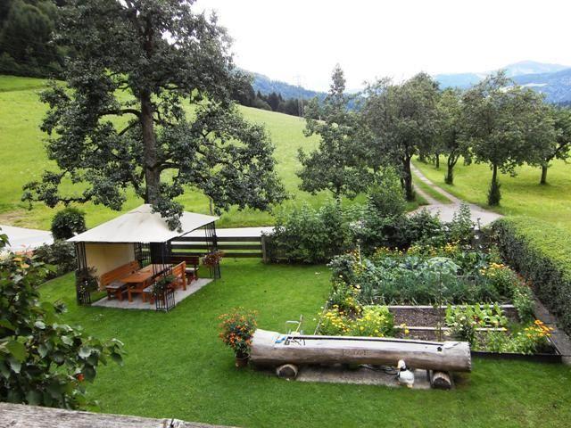 Sommer aktiv pauschale bauernhof strasserhof - Bauernhof garten ...